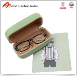 علبة نظارات صلبة فاخرة عالية الجودة للطباعة نظارات بصرية