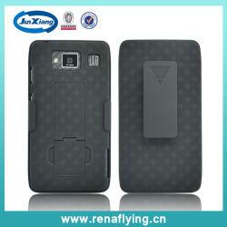 Téléphone cellulaire de gros cas couvrir l'étui cas Combo pour Motorola xt926