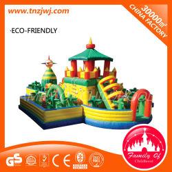 Gran Puente inflable castillo hinchable de juguete inflable para niños