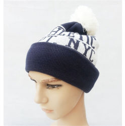 New Menen Women Knitted Skull Hat Winter Warm Beanie Cap
