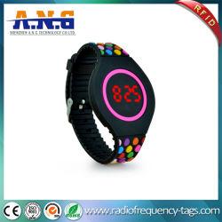 Watch Ntag Style213 Silicone Bracelets bracelet RFID NFC pour l'hôtel