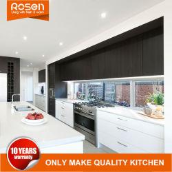 personalizado brilhante de alta novos modelos simples de armários de cozinha