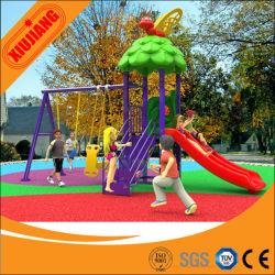 Conception libre de gros pour les enfants de l'équipement de terrain de jeux de plein air pour l'école Amusement Park