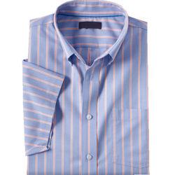 Традиционные установите утюг без мужчин в короткие втулки футболка (WXM272)