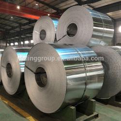 Prix d'usine ASTM bobine en aluminium/aluminium avec largeur jusqu'à 2620mm 1050 1060 1100 3003 3105 5005 5052 5754