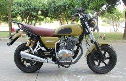 Китай 125 см/150cc классический измельчитель/мини/мотоциклов, мопедов (DF150-7)