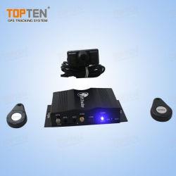 GPS Car Tracker リアルタイム位置( RFID 付き)、 5 入力、 5outputs 、スピードリミッタ機能 Tk510 - EZ