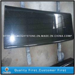 يشبع يصقل [بولّنوس] الصين مطلقة أسود صوان حجارة درجات [ستبس]