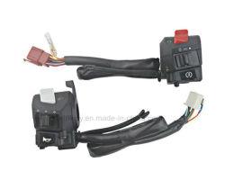 Wy125のためのWw-8737オートバイの角の回転シグナルランプの制御スイッチ