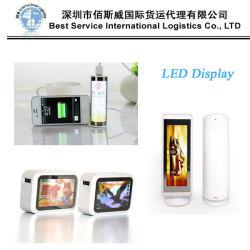 Светодиодный индикатор питания рекламы банка, Банка подарков, портативный внешний аккумулятор (OEM/ODM)