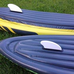 نهر رياضة صفار صفار قارب الإبحار الحياة زورق مطاطي مع PVC المادة