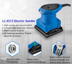 200W 50Hz 15000rpm Lixadora Mouse para trabalhar madeira madeira Eléctrico Mini Mouse Lixadora Elétrica Lixadeiras multifunção com depressão para venda