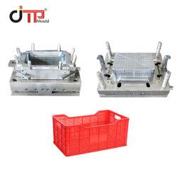 Cómoda de alta calidad de la caja de inyección de plástico molde para el uso diario de transporte Servicio de lavandería