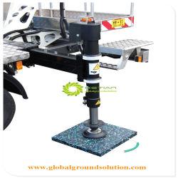 Пластмассовый разъем RV для тяжелого режима работы колодок/Автовышка опора для ног/портативных поддержки погрузчика коврик для ног