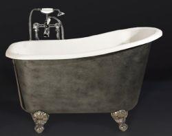 Bagno diritto libero del ghisa e vendita calda della vasca da bagno