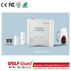 M3dx GSM Alarm System Control for Home Buglar Alarms