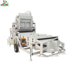 Machine de nettoyage et de traitement des semences