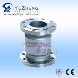Утвержденном CE ANSI обратный клапан производителя