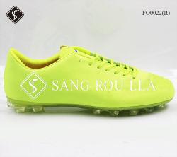 Stock botas de fútbol con la suela exterior de los zapatos y zapatillas de fútbol Non-Slip/wholesales