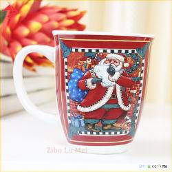 Commerce de gros de la Porcelaine Tasse en céramique Noël mug/Promotion Cup pour cadeau