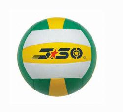 Promotion de volley-ball en caoutchouc coloré