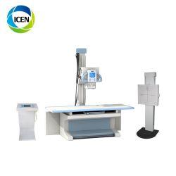 En l'équipement médical de l'Hôpital d160 à rayons X à haute fréquence scanner une machine à rayons X numériques