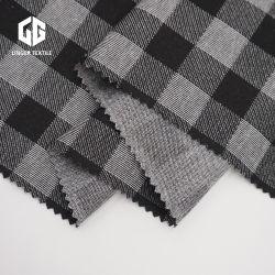 Entwurfs-klassisches Jacquardwebstuhl-Sicherheitskreis-Baumwollgewebe auf Form überprüfen
