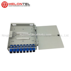 Piccola casella di distribuzione ottica Port della fibra Mt-1021 4 8