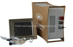 データマトリックス、バーコード、Qrコード、ロゴ、記号のマーキングのための携帯用小型ファイバーレーザーのマーカー