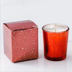 3oz aromatherapy Kaarsen Fragrances Soy Kaars voor de Valentines van het Decor van het Huis Dagcadeaus