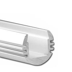 棒状螢光灯による照明のための卸売の中国の供給の陽極酸化アルミニウムプロフィールLED