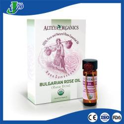 Natuurlijke Zuivere Organische nam Bulgaars van 100% Essentiële Olie toe