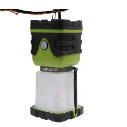 Vente chaude 1000 Lumens Portable LED Lanterne de camping en plein air