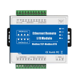 Salle des machines de contrôle de température du module d'acquisition de données Ethernet