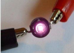 1W alto potere LED con il IR infrarosso 740nm 850nm 940nm