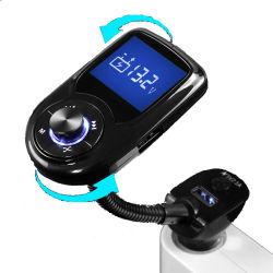 Transmissor FM sem fio de mãos livres Bt-C3 carro Leitor de MP3 com leitor de MP3