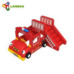 Het nieuwe Spel van het Speelgoed van het Spel van de Vrachtwagen van de Brand van het Kind van het Ontwerp Zachte Binnen Zachte zit Apparatuur voor Verkoop