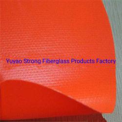 Tela de fibra de vidrio recubierto de PVC
