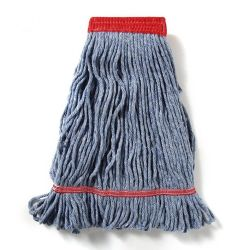 Testa pianamente bagnata calda del Mop del cotone di pulizia di vendita