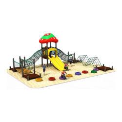 2019 parque ao ar livre Kids Play Corda de escalada Ponte Líquida Plástica