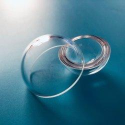 Lecteur optique Mini dôme de verre BK7 Lens K9 Lentille à dôme de l'hémisphère pour caméra vidéo