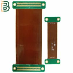 OEM 0,3mm 0,4mm FPC FPCB Flexible Flex Assembly PCB Prototyp RoHS-Platine Kupferplatine für Leiterplattensteuerung