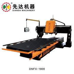 Cnfx-1800 CNC automática máquina de mecanizado de perfiles de piedra
