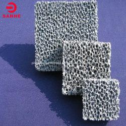 Filtros de espuma de cerámica de marco de cooperación, la Filtración de espuma de cerámica, Cortes de espuma reticulada Open-Cell
