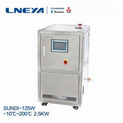 10 HP 4.5KW l'eau du compresseur refroidi par air d'un refroidisseur de l'industrie Liste de prix pour le refroidissement à air