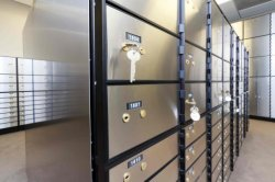 Haut de la sécurité Manafacturer Vault Coffre-fort de la banque