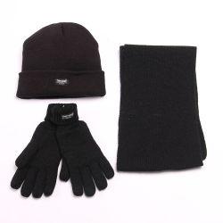 2019d'hiver populaire Bonnet tricoté le foulard et Hat Lambswool Set 70%20%10%Angora tricot de nylon Hat et un foulard