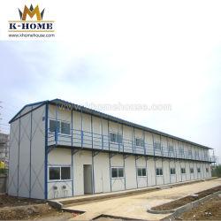 Les préfabriqués K Camp de travail du bureau de chantier de la chambre Salle de séjour