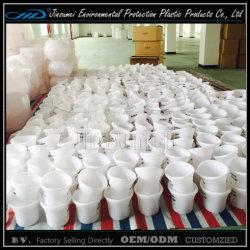 Rotomoldagem balde plástico com material de PE