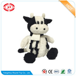 Mode séance personnalisée de nouvelle conception de la vache en peluche Jouet souple